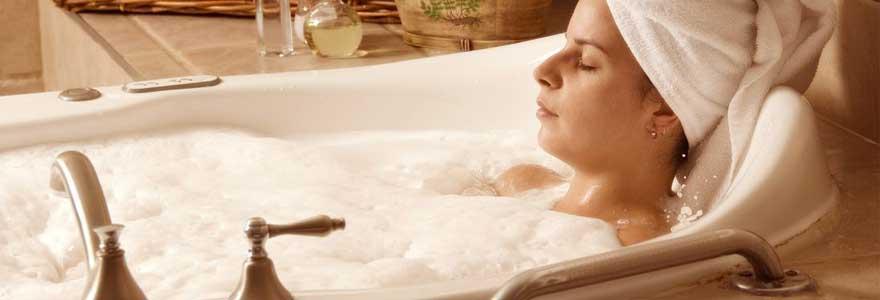 La baignoire de balnéo est un vrai élément de luxe qui vous permettra de vous relaxer en profondeur si vous choisissez le modèle vraiment adapté à vos envies.